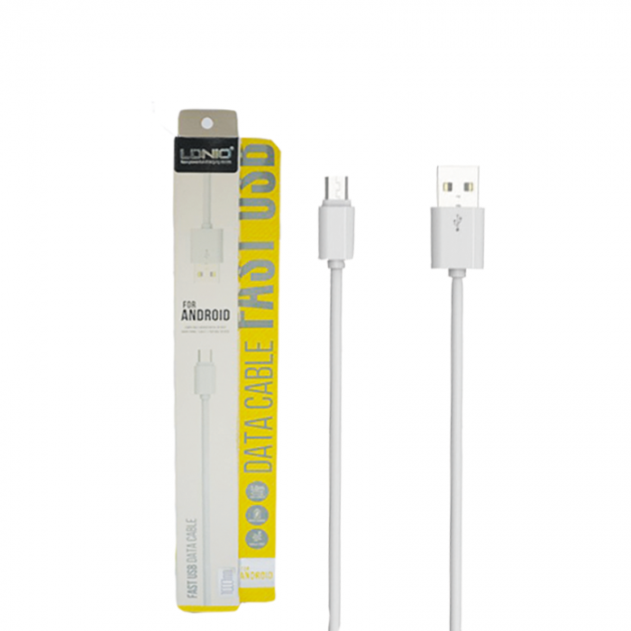 LDNIO SY-03 V8 Charging and Data Cable for Micro USB 1m Long
