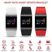 Load image into Gallery viewer, Techme X9 Pro Heart Rate Smartband - Black