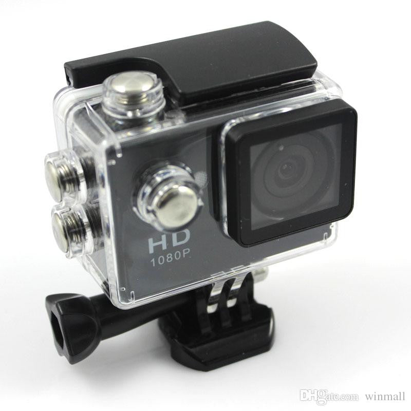 HD Waterproof  Sports Action Camera - Awesome Imports
