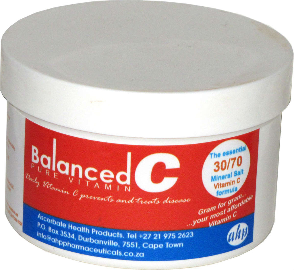 Balanced C Pure Vitamin - 250g - Awesome Imports - 2