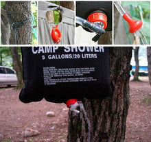 Load image into Gallery viewer, 20L Solar Heated Portable Camping Shower Bag - Awesome Imports - 2