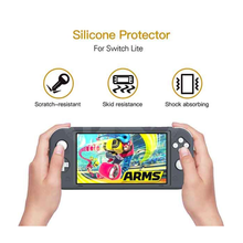 Load image into Gallery viewer, Dobe Silicon Protective Case for Nintendo N-Switch Lite