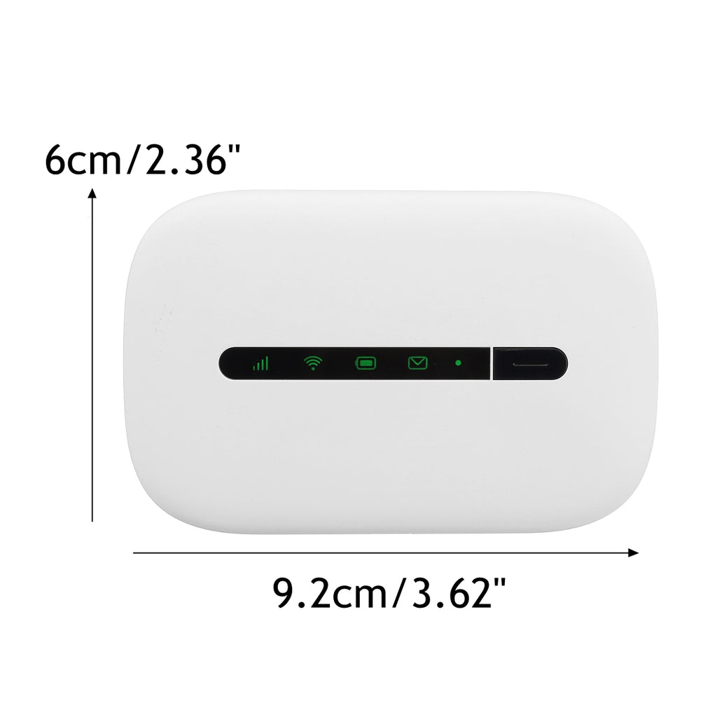 Mobile Wifi 3G Router