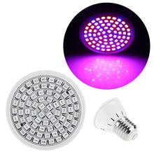Load image into Gallery viewer, Led Grow Light 220V E27 Hydroponic (72 LED)