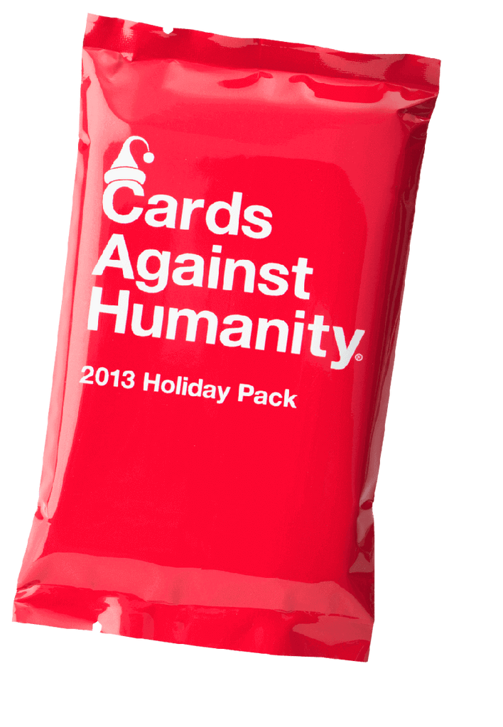 2013 Holiday Pack Cards Against Humanity