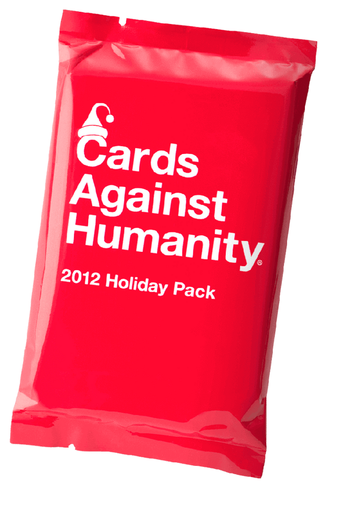 2014 Holiday Pack Cards Against Humanity