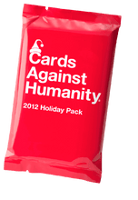 Load image into Gallery viewer, 2014 Holiday Pack Cards Against Humanity