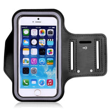 Load image into Gallery viewer, iPhone 6 Armband - Black - Awesome Imports - 1