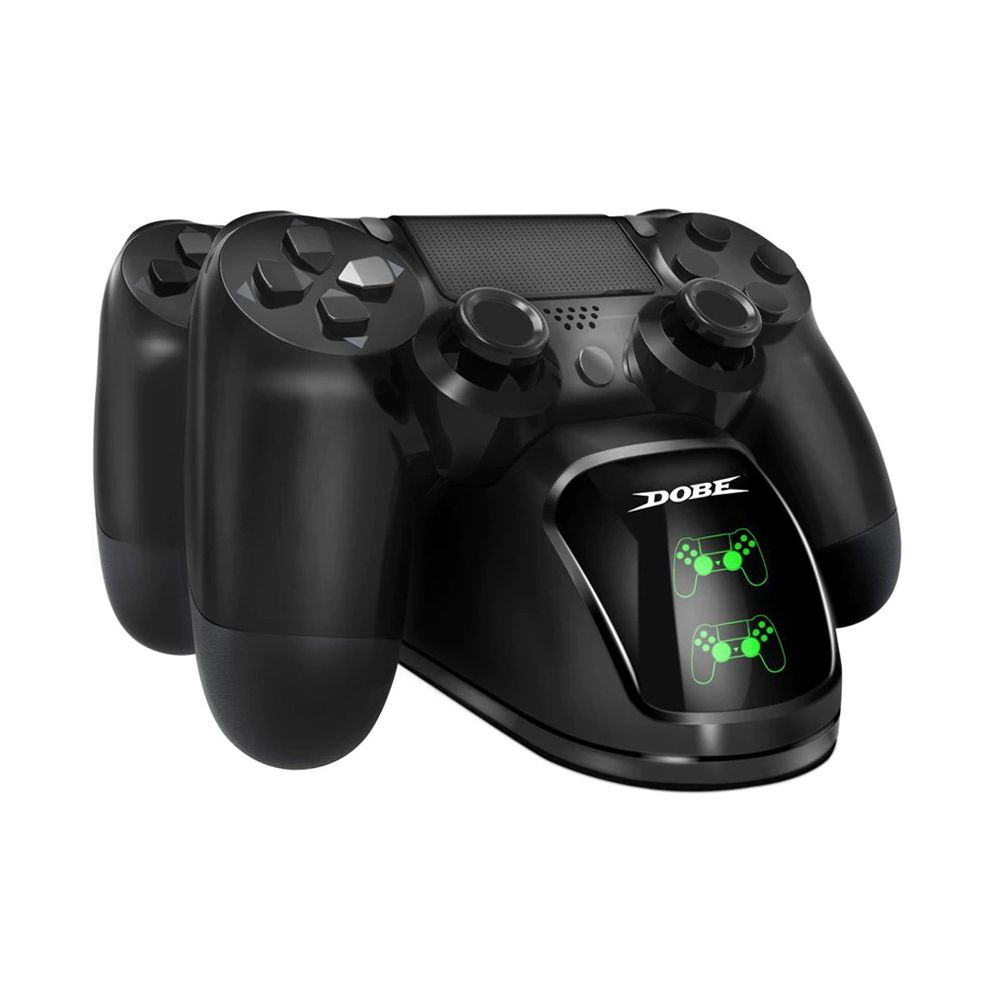Dobe Dual Charging Dock for PS4 Wireless Controllers