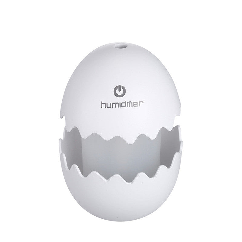 KBAYBO 100ml Diffuser Aroma Air Humidifier USB Ultrasonic Mist Maker funny Egg LED light Essential Oil Diffuser