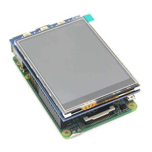 3.2 Inch TFT LCD Touch Screen For Raspberry Pi B+ B A+ - Awesome Imports - 1
