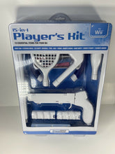 Load image into Gallery viewer, dreamGEAR 15-in-1 Player's Kit - Accessory kit - for Nintendo Wii