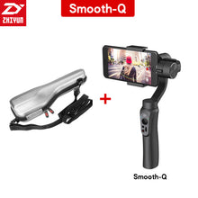 Load image into Gallery viewer, Handheld 3-Axis Gimbal Stabilizer for Smartphone