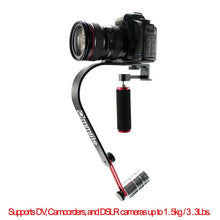 Load image into Gallery viewer, Video / Cam Stabilizer Handheld Handle Grip Steadicam