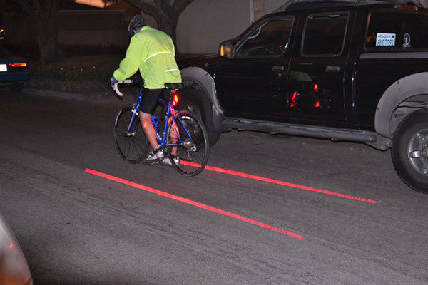 Bicycle LED Lane Indicator Back Light with flashing function - Awesome Imports - 3