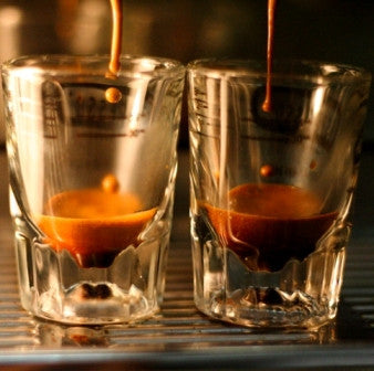 Barista Lined Shot Glass