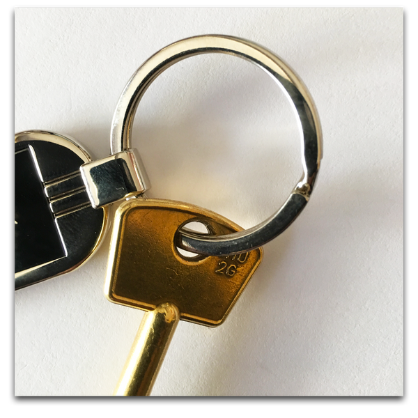 The Free GHWR Keyring and Bottle Opener