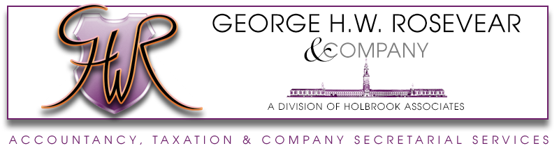 George Rosevear, Accountants