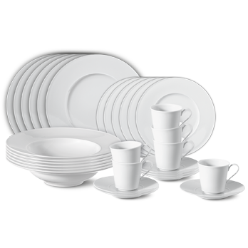 URANIA Dinner-Set 30tlg.