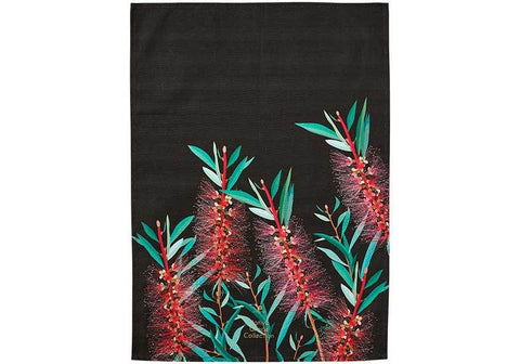 Native Grace Bottlebrush Kitchen Towel