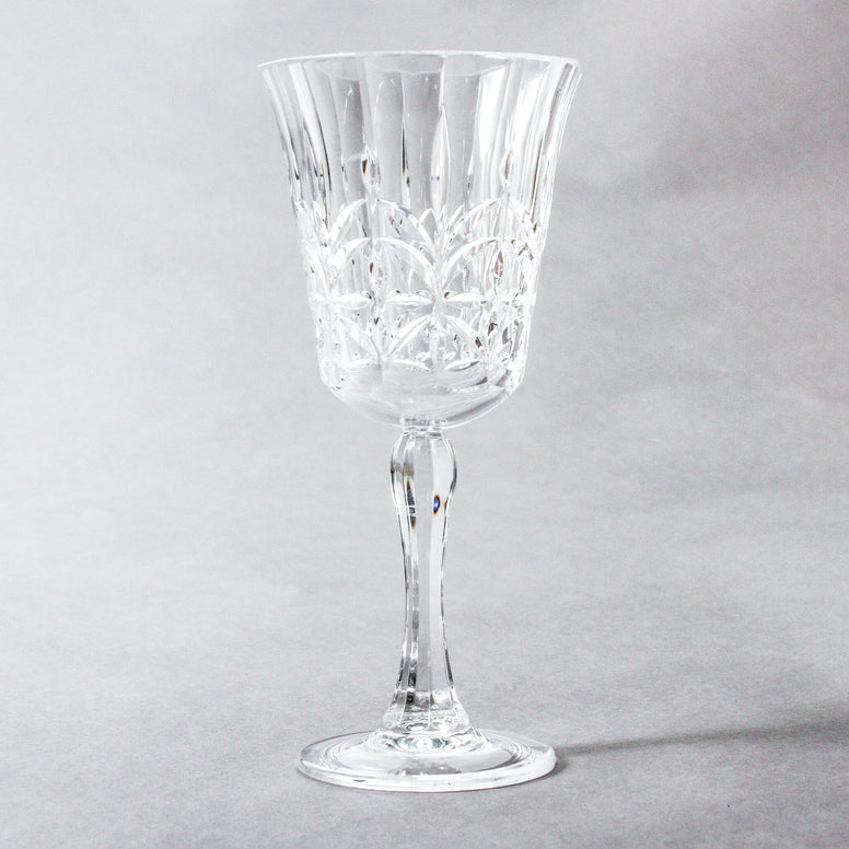 Pavillion Acrylic Wine Glass | Clear
