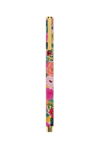 RIFLE PAPER CO - ROLLERBALL PEN - JULIET ROSE