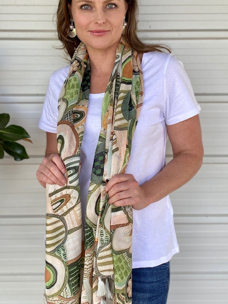 Scarf || Resolution - Jayde Chandler Collection