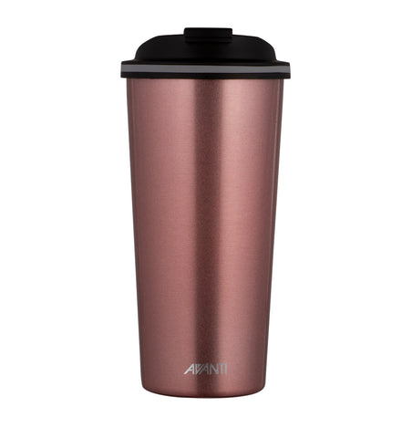 Rose Gold Double Wall GO CUP 473ML (XL)