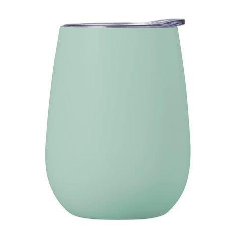 Double Wall Wine Tumbler  - Mint