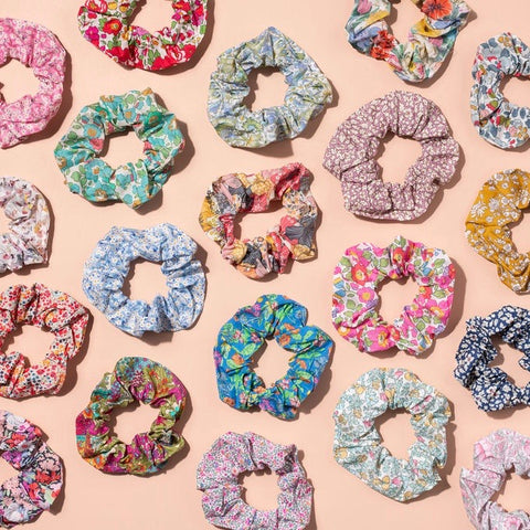 Liberty Scrunchie - Assorted Designs