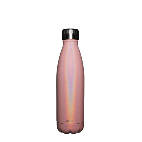 Pearl Pink Water Bottle | Stainless Steel | 500ML