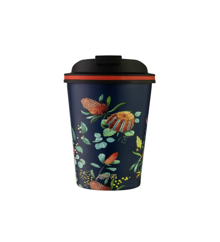 Navy Natives Double Wall GO CUP 280ML (M)