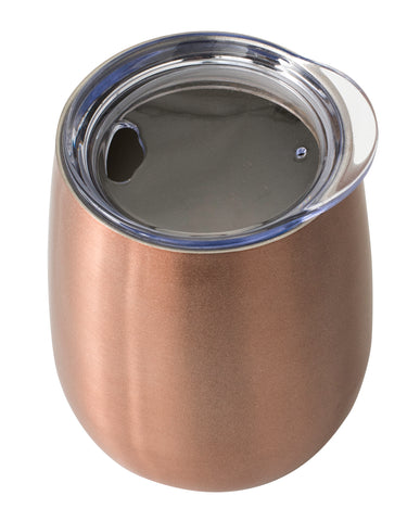 Double Wall Wine Tumbler  - Rose