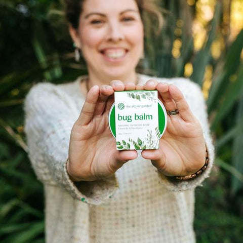 Bug Balm by The Physic Garden 50g