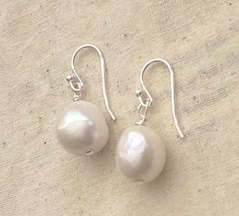 SKYE - Freshwater Pearl Earrings