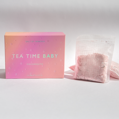TEA TIME BABY – COCOMOJITO