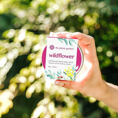 Wildflower Body Balm by The Physic Garden 50g