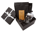 Gift Hamper - Rich & Chocolatey with Cafetiere