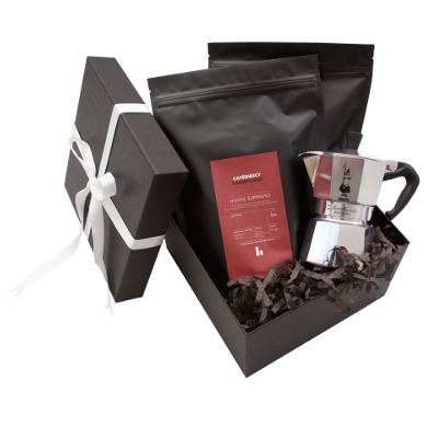 Gift Hamper- House Espresso with Stovetop