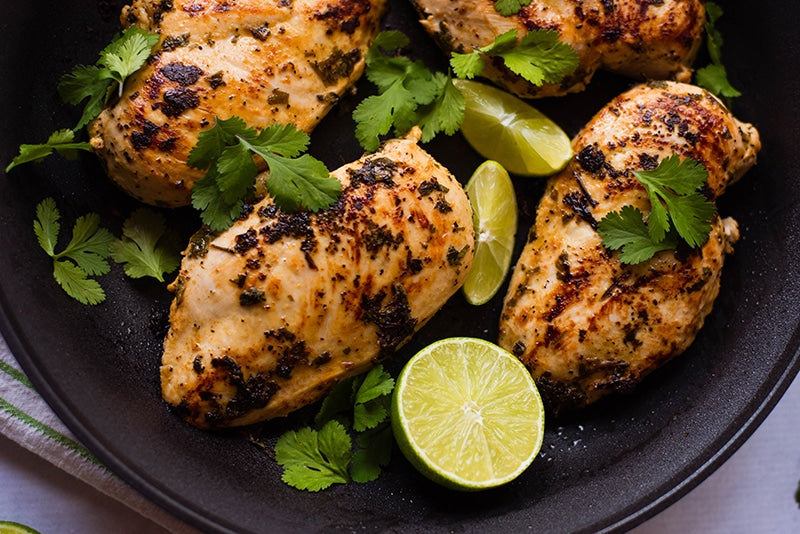 Let's Make Cilantro Lime Chicken!