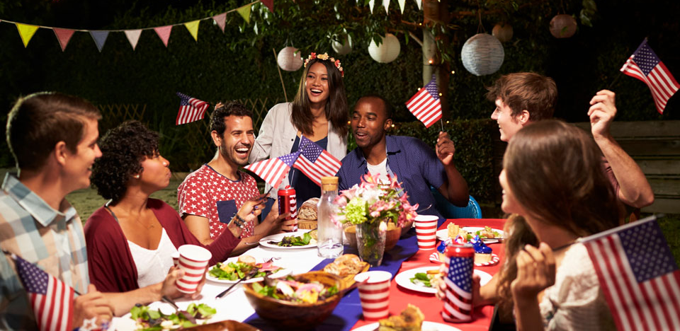 4th of July: Why Celebrate at Home?