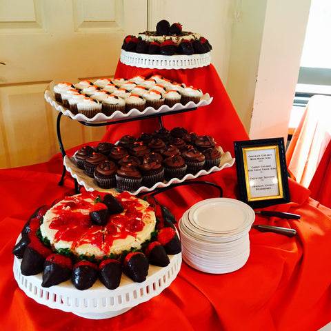 Tasty Table Catering - Host a Valentine's Day Luncheon with us!