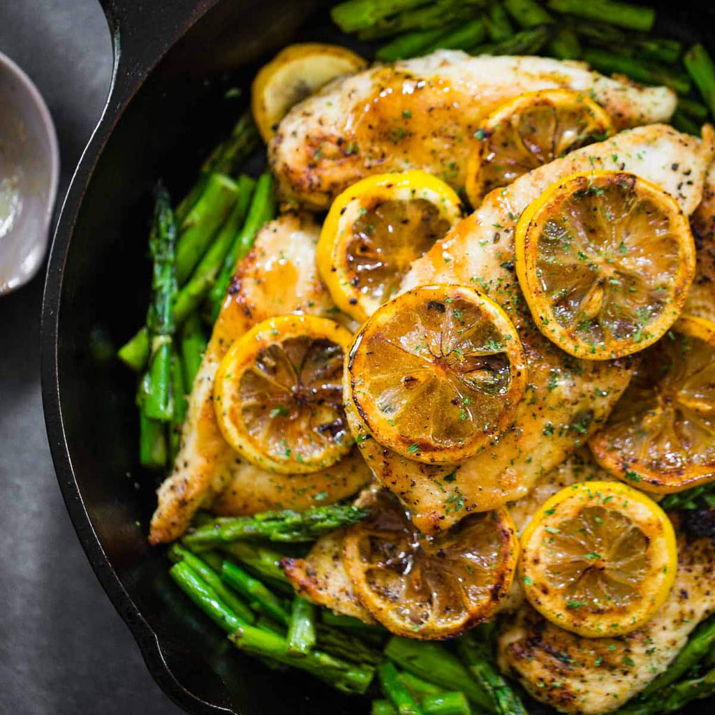 Lemon Chicken Meal