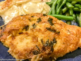 Chicken Francaise from Tasty Table Philadelphia Event Catering