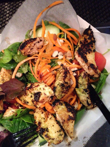 Herb Grilled Chicken Salad Entree