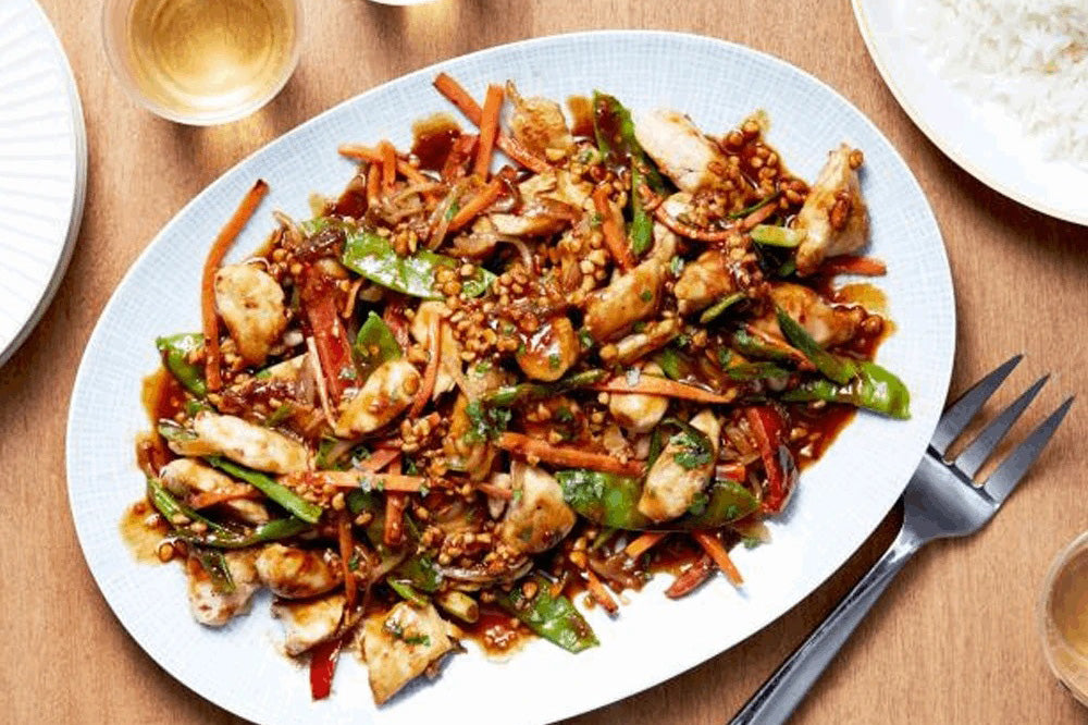 Veggie Asian Stir Fry