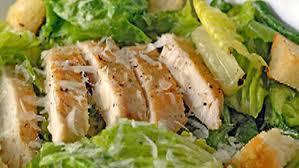 Tasty Table Catering | Classic Chicken Caesar Salad