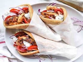 Special Of The Month - BYO Gyro Bar from Tasty Table Philadelphia Event Catering