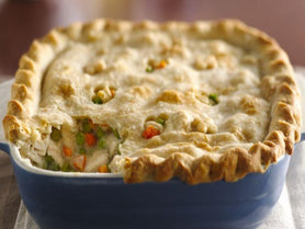 Special Of The Month - Chicken Pot Pie from Tasty Table Philadelphia Event Catering