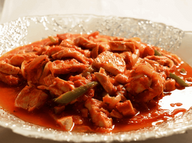 Tasty Table Catering |  Chicken Cacciatore